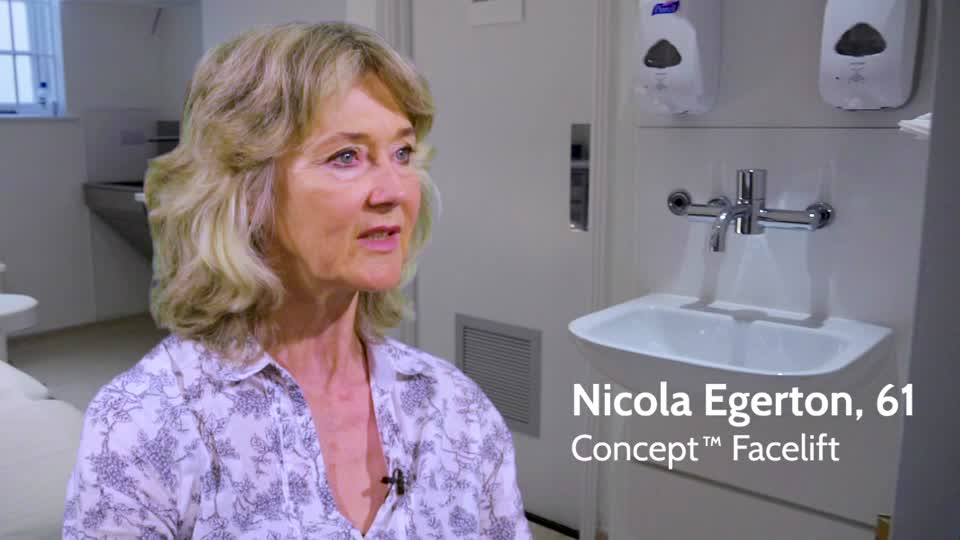 Nicola's Story – Concept™ Facelift
